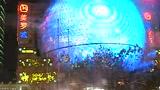 徐家汇电子大球十米直径彩显圣诞2013